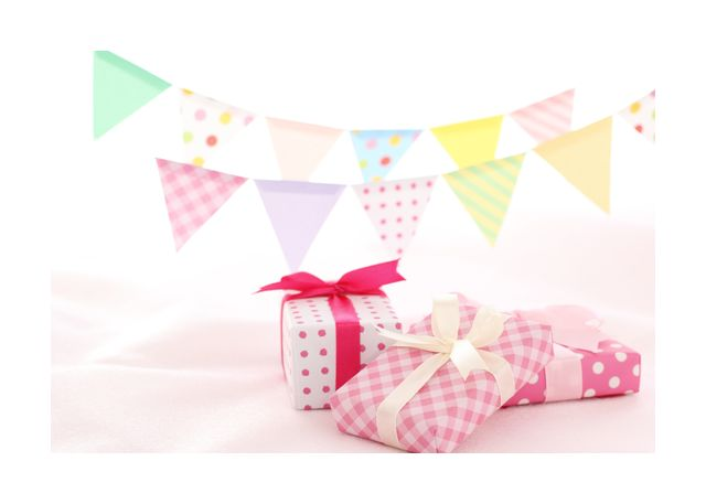Gifts and pennants