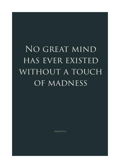 Great mind - black