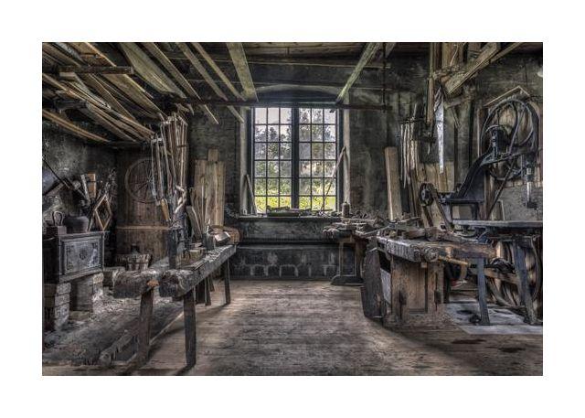 THe Carpenters workshop