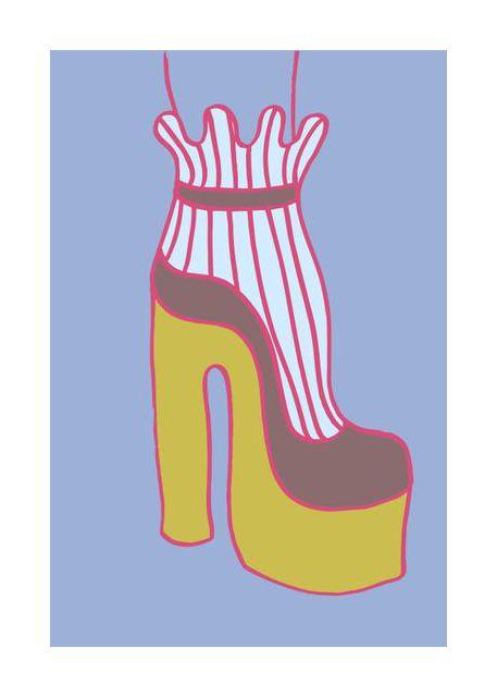 Yellow Heel 01