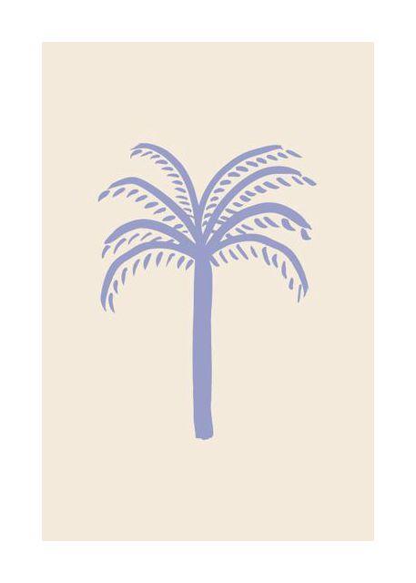 Lilac Palm
