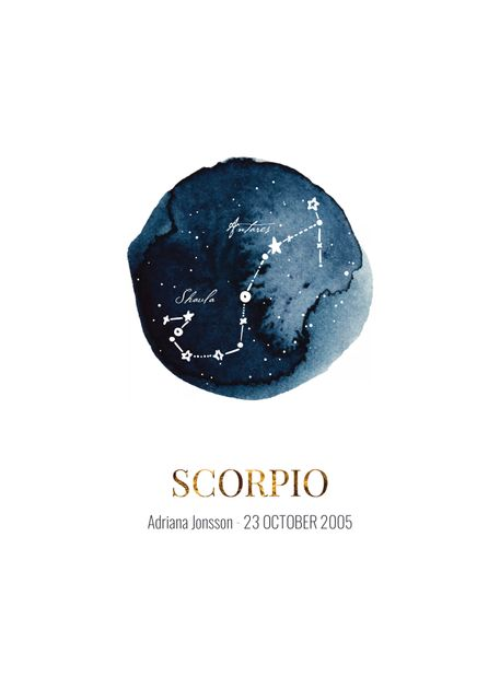 Scorpio (customizable)