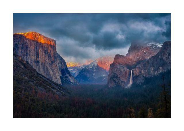 The Yin and Yang of Yosemite