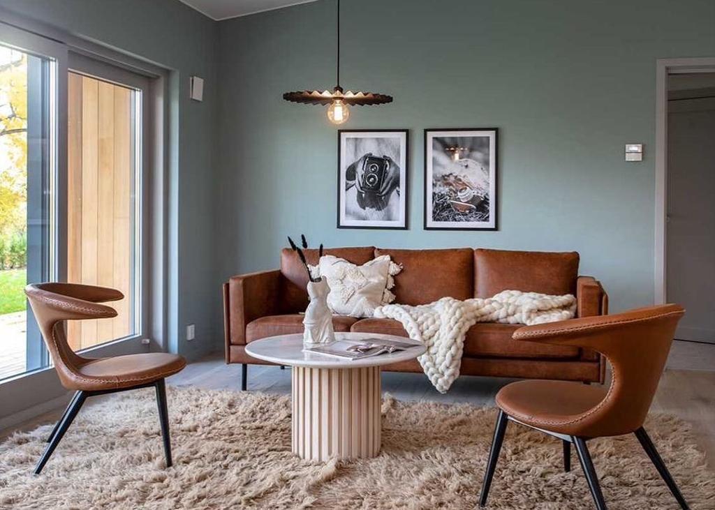 Green nice room
