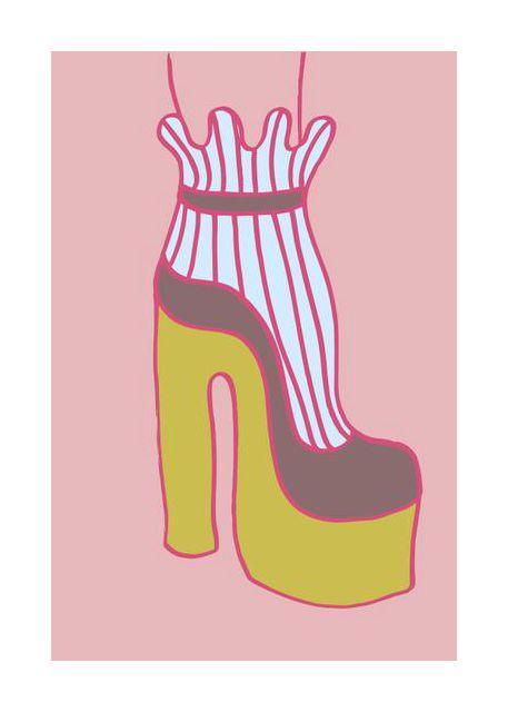 Yellow Heel 02