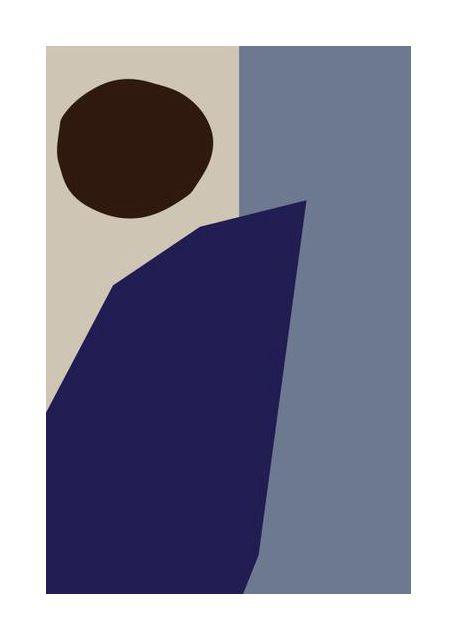 Color Blocks 02 Blue