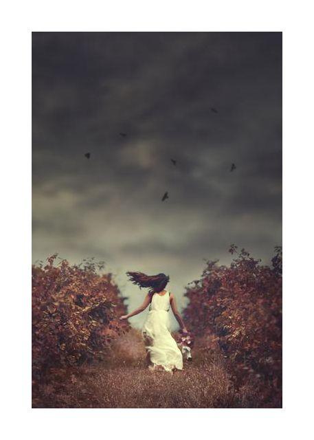 My Escape: A Girl's Escape Into Her Dark Dreamworld