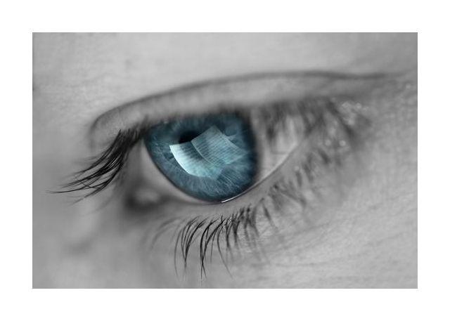 Music in Her Eyes