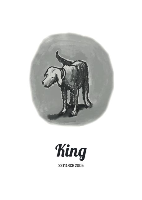 Dog (customizable)