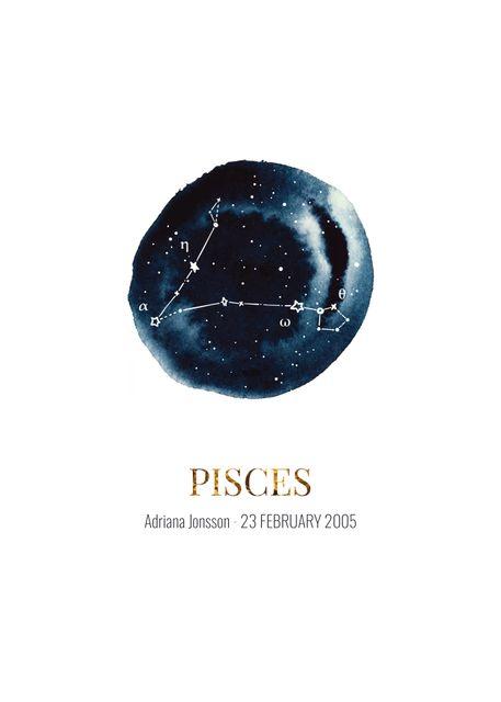 Pisces (customizable)