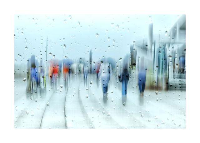 It`s raining