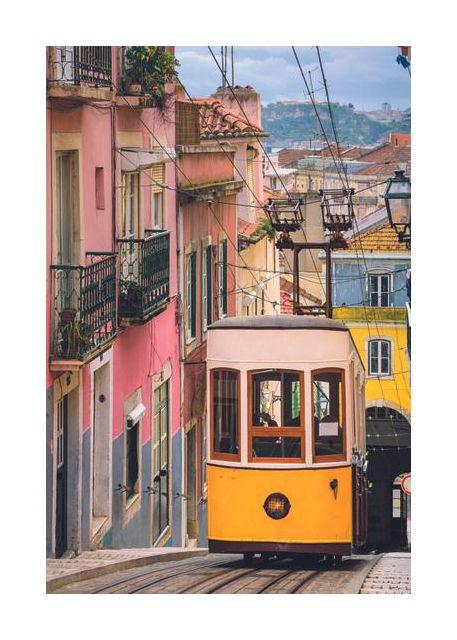 Lisbon, vertical