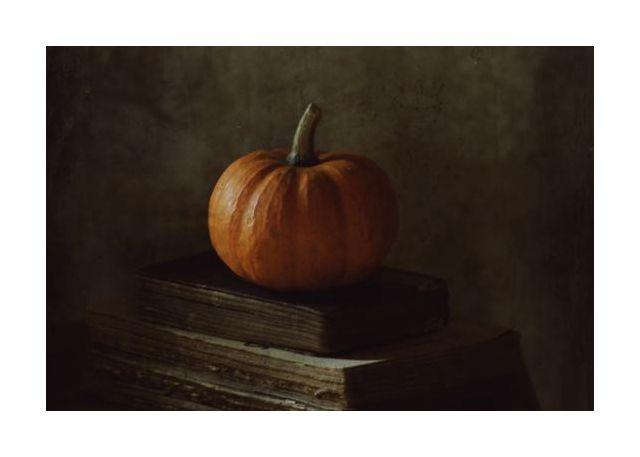 Once Upon a Pumpkin