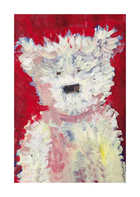 Pet bear