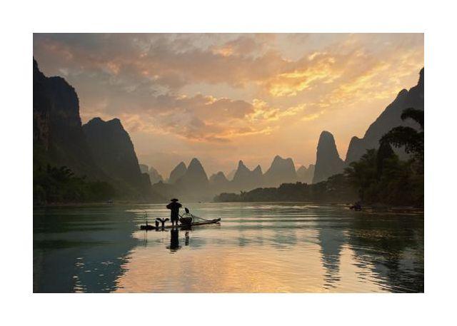 Golden Li River