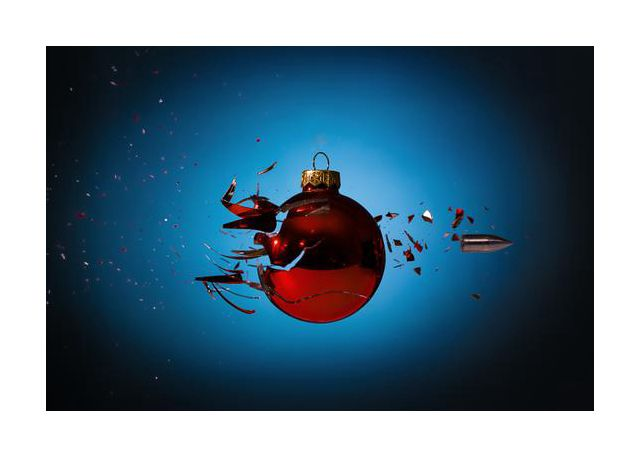 Shattered Christmas