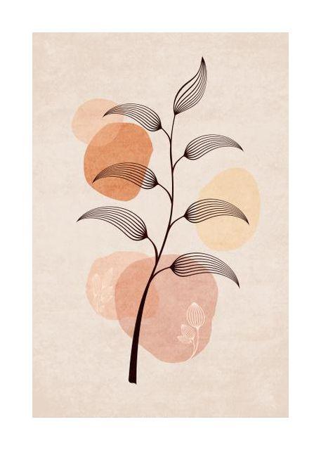 Boho Leaves 01