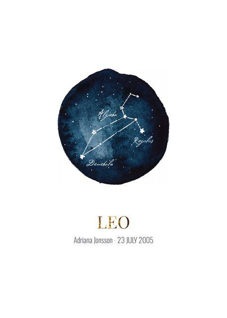Leo (customizable)