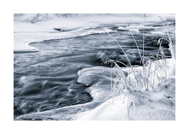 Water, ice and snow