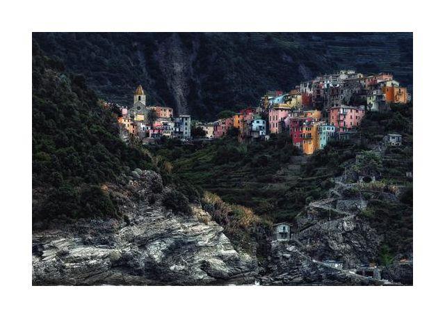 village  -on the rocks-