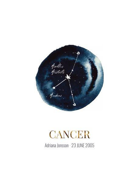 Cancer (customizable)