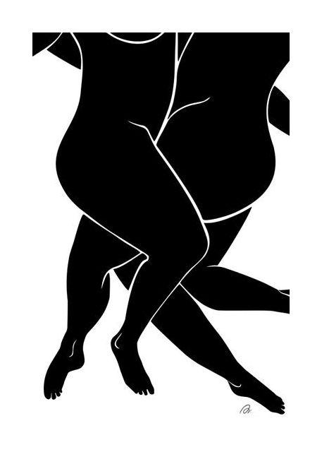 Lovers Black