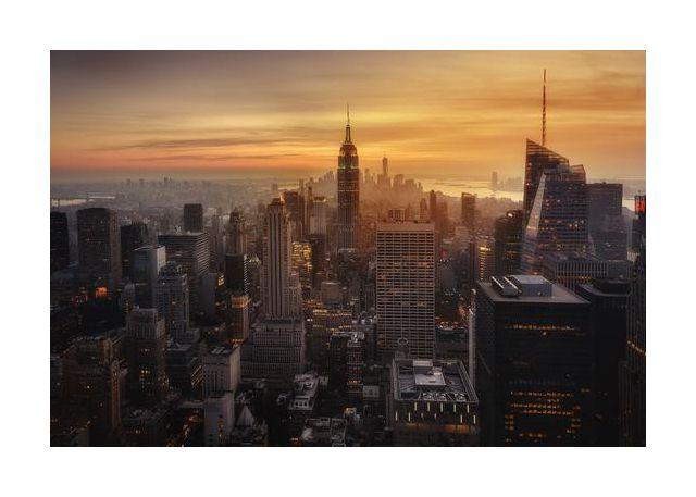 Manhattan's light