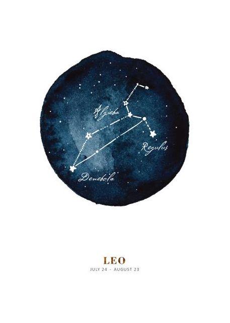 Zodiac Löwe
