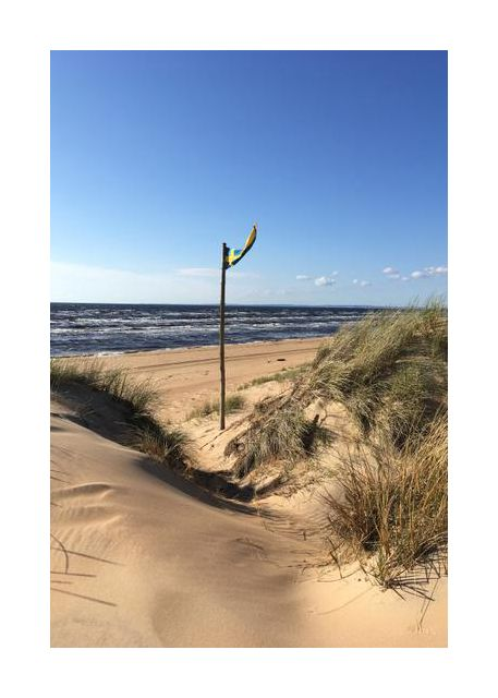 Beach at Kattegatt