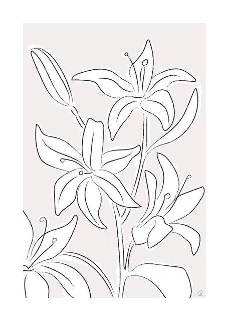 Lillies No 03
