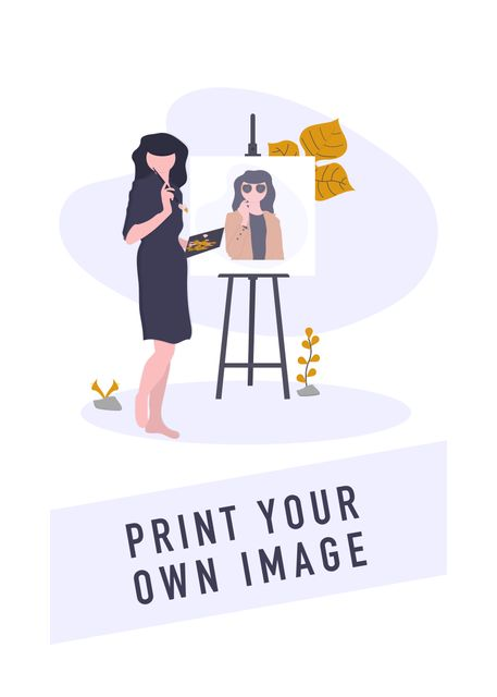 Print your own image (customizable)