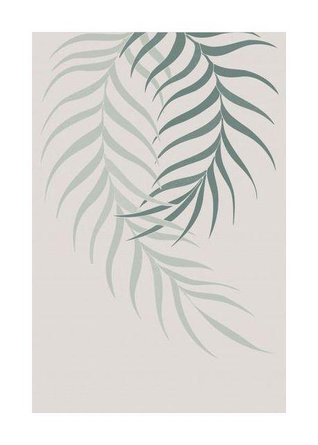 Leaf Frilly Green