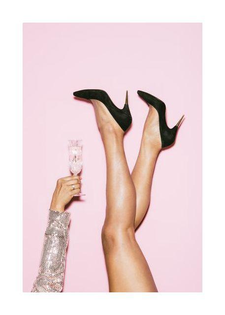 Cheers Disco Heels